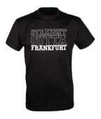 "T-Shirt ""Straight outta Frankfurt"""