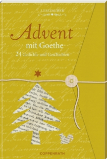 Advent mit Goethe