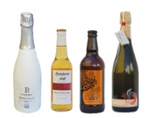 Apfelwein International - 4er Paket