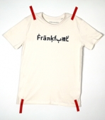 "T-Shirt ""Frankfurt international"""