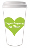 "To Go Becher ""Zuggerschneggsche on Tour"""